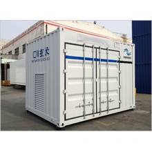 Solar Container Integrated Type